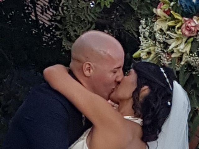 La boda de Antonio Cabrera Luchoro y Erika Martin Perdomo en Telde, Las Palmas 5
