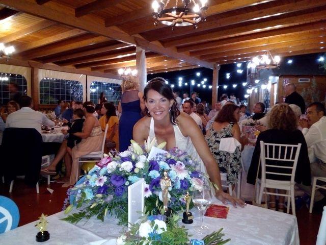La boda de Antonio Cabrera Luchoro y Erika Martin Perdomo en Telde, Las Palmas 8