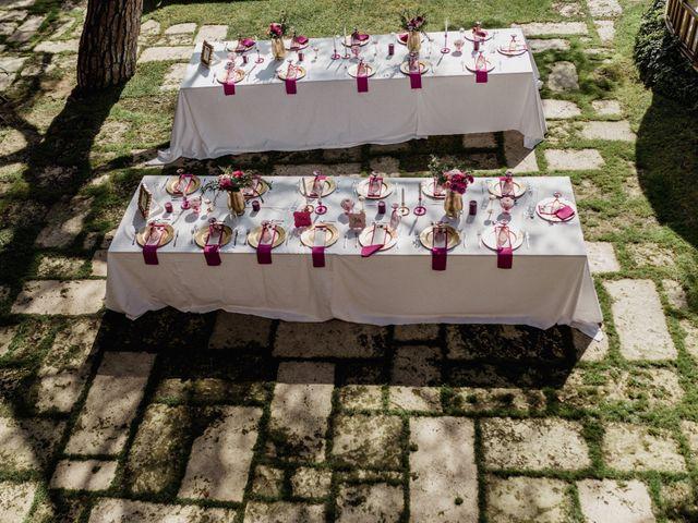 La boda de Liav y Míriam en Canoves, Barcelona 21