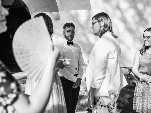 La boda de Liav y Míriam en Canoves, Barcelona 77
