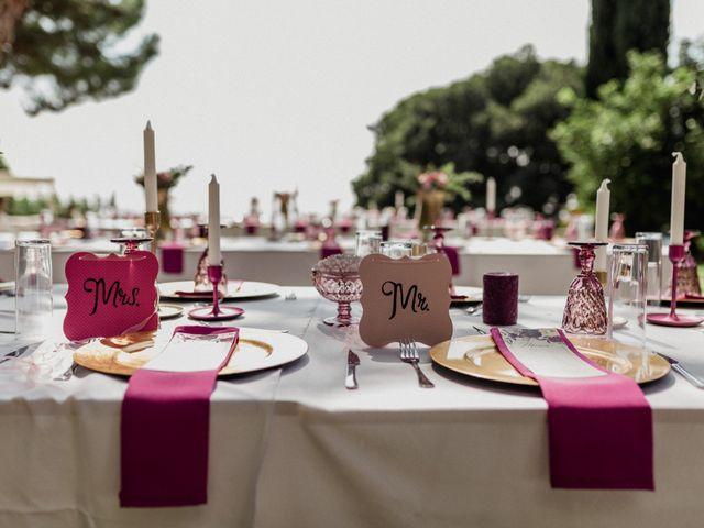 La boda de Liav y Míriam en Canoves, Barcelona 78