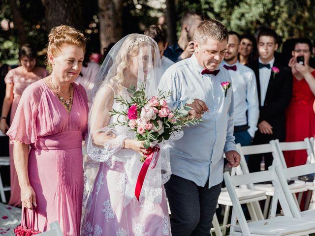 La boda de Liav y Míriam en Canoves, Barcelona 84