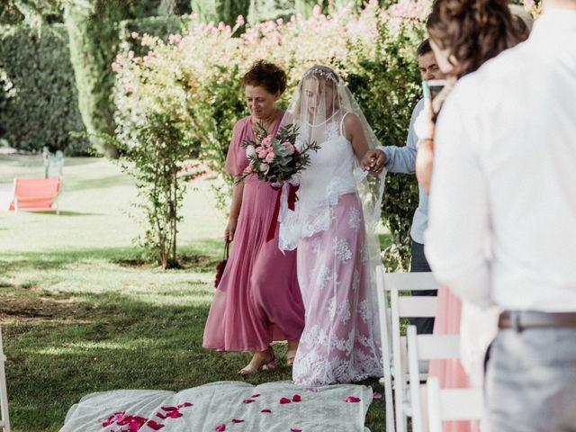 La boda de Liav y Míriam en Canoves, Barcelona 90