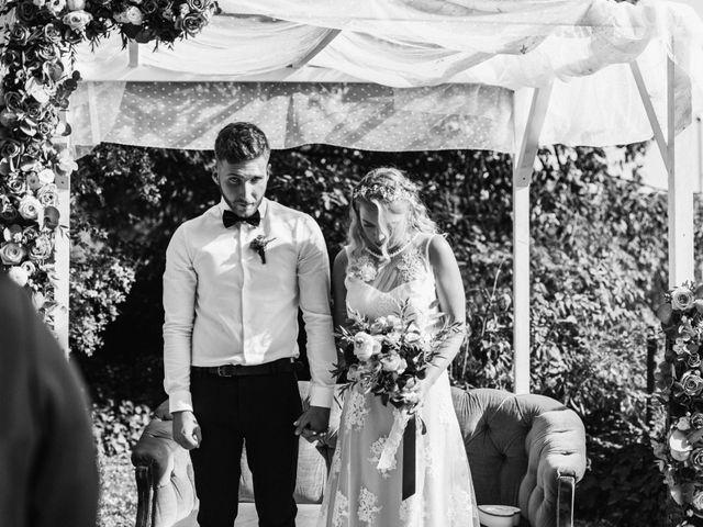 La boda de Liav y Míriam en Canoves, Barcelona 96