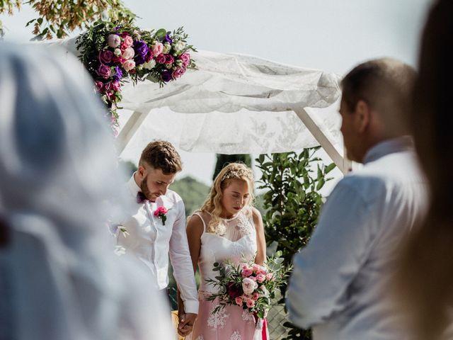 La boda de Liav y Míriam en Canoves, Barcelona 100
