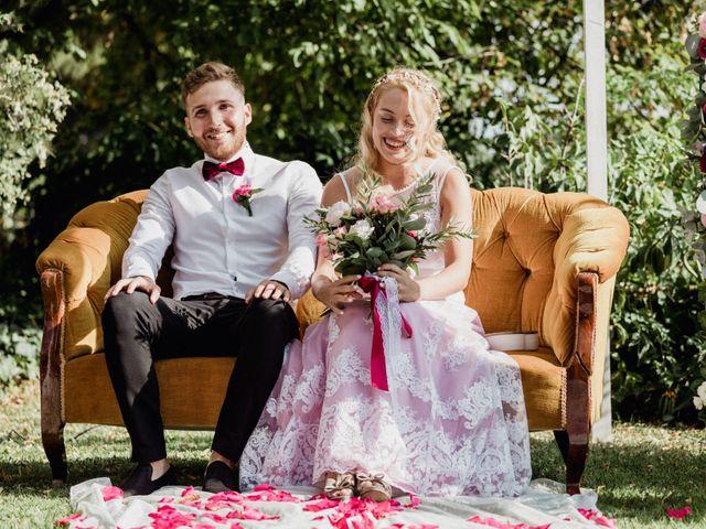La boda de Liav y Míriam en Canoves, Barcelona 101