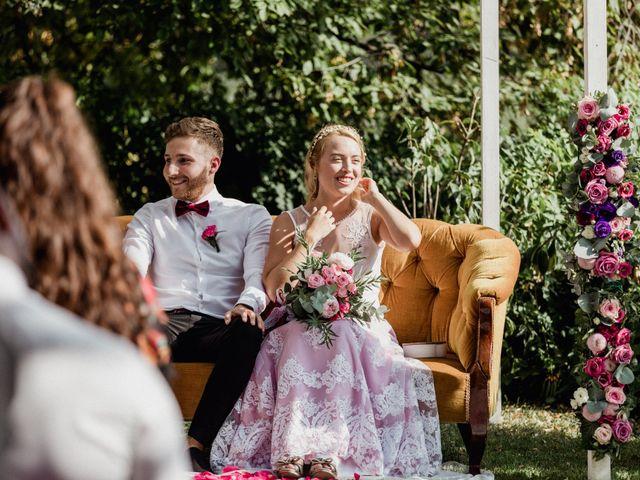 La boda de Liav y Míriam en Canoves, Barcelona 106