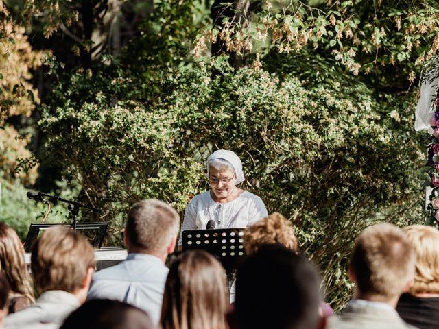 La boda de Liav y Míriam en Canoves, Barcelona 107