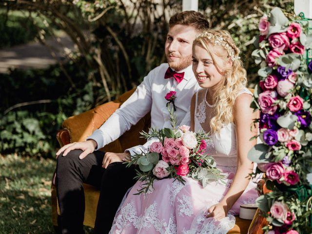 La boda de Liav y Míriam en Canoves, Barcelona 112