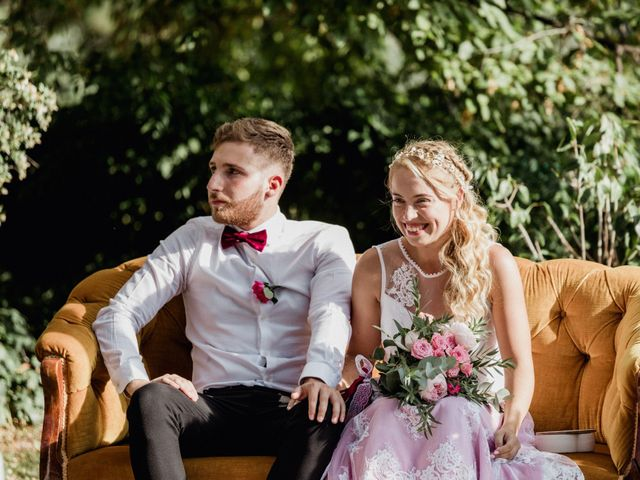 La boda de Liav y Míriam en Canoves, Barcelona 117