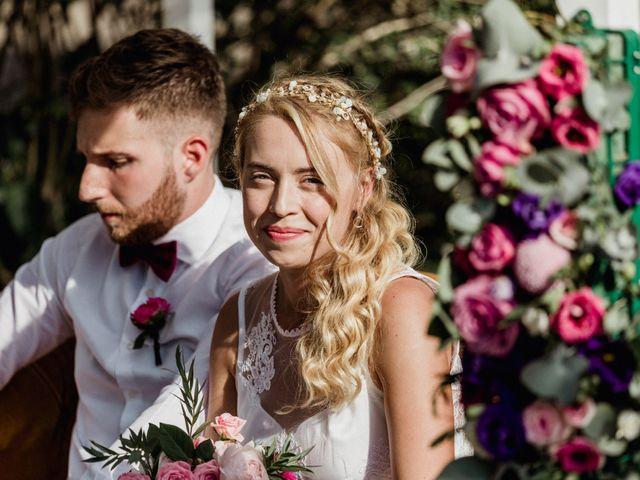 La boda de Liav y Míriam en Canoves, Barcelona 118