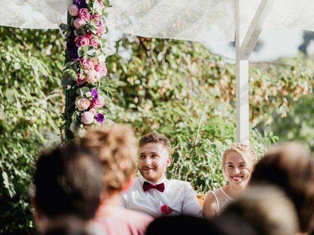 La boda de Liav y Míriam en Canoves, Barcelona 120