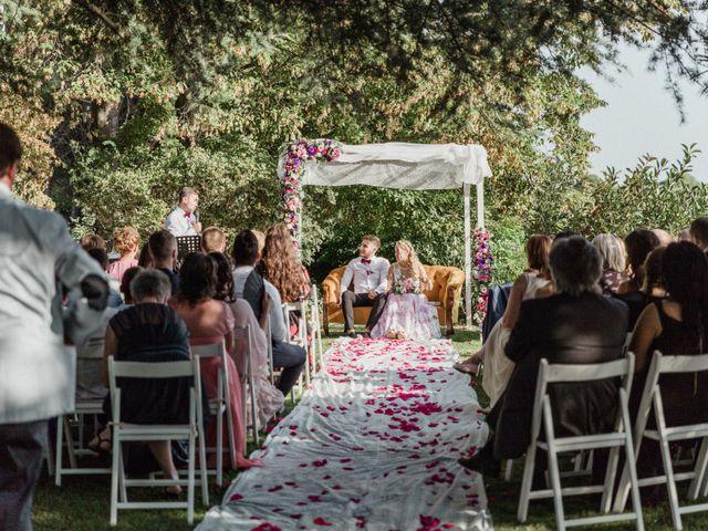 La boda de Liav y Míriam en Canoves, Barcelona 121
