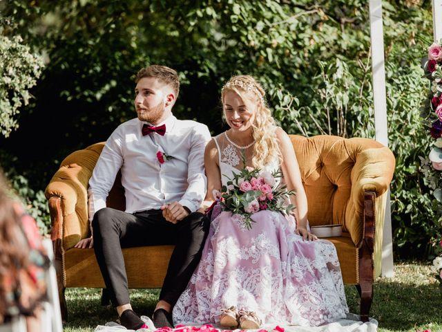 La boda de Liav y Míriam en Canoves, Barcelona 123