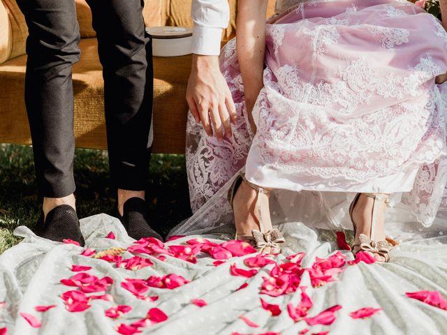 La boda de Liav y Míriam en Canoves, Barcelona 124