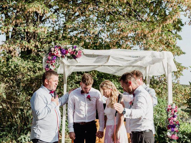 La boda de Liav y Míriam en Canoves, Barcelona 126