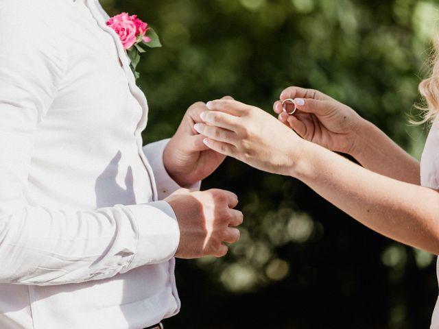 La boda de Liav y Míriam en Canoves, Barcelona 130