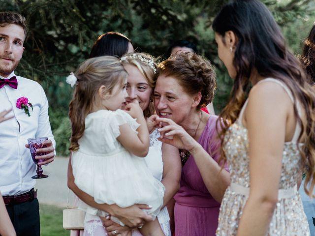 La boda de Liav y Míriam en Canoves, Barcelona 142