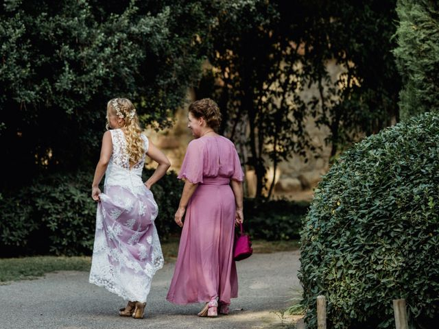 La boda de Liav y Míriam en Canoves, Barcelona 144