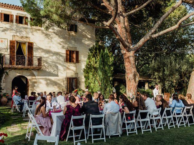 La boda de Liav y Míriam en Canoves, Barcelona 160