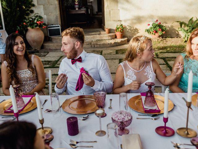 La boda de Liav y Míriam en Canoves, Barcelona 162