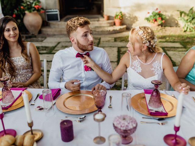La boda de Liav y Míriam en Canoves, Barcelona 163