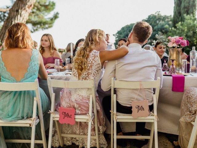 La boda de Liav y Míriam en Canoves, Barcelona 164