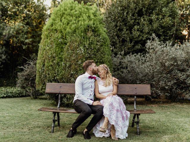 La boda de Liav y Míriam en Canoves, Barcelona 2