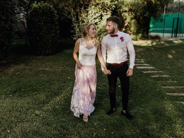 La boda de Liav y Míriam en Canoves, Barcelona 171