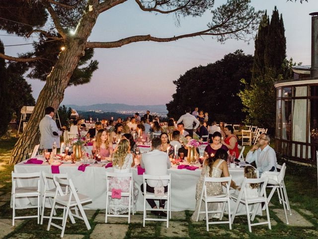 La boda de Liav y Míriam en Canoves, Barcelona 180
