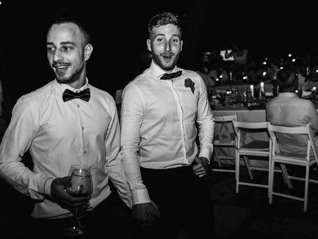La boda de Liav y Míriam en Canoves, Barcelona 196