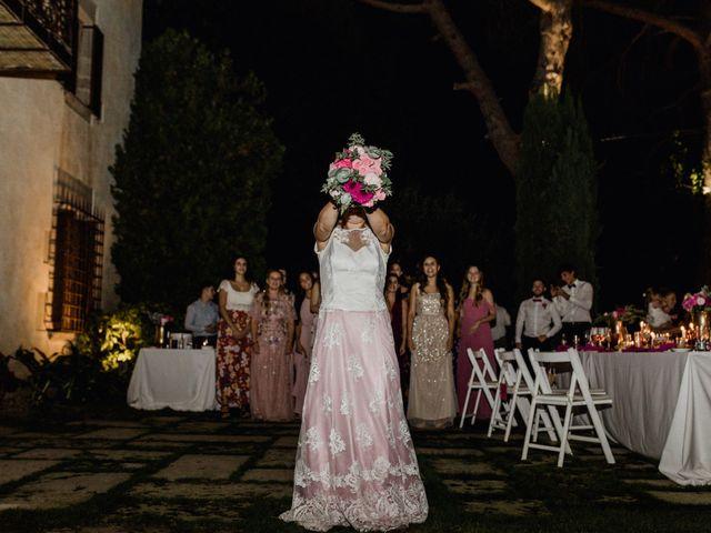 La boda de Liav y Míriam en Canoves, Barcelona 201