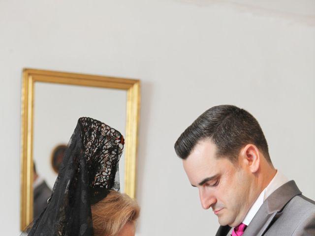 La boda de Paco y Carmen en Almaden De La Plata, Sevilla 5