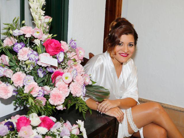 La boda de Paco y Carmen en Almaden De La Plata, Sevilla 2