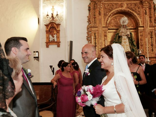 La boda de Paco y Carmen en Almaden De La Plata, Sevilla 16