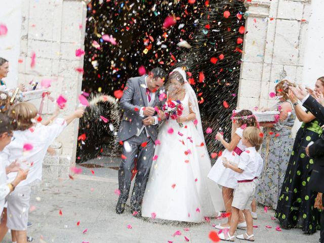 La boda de Paco y Carmen en Almaden De La Plata, Sevilla 19