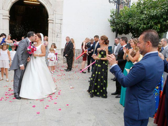 La boda de Paco y Carmen en Almaden De La Plata, Sevilla 20
