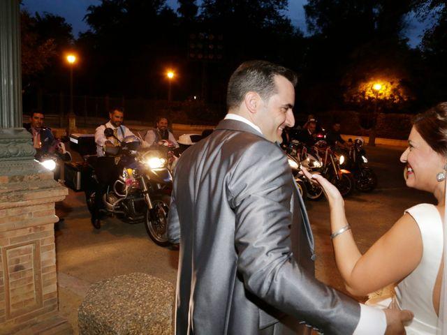 La boda de Paco y Carmen en Almaden De La Plata, Sevilla 23