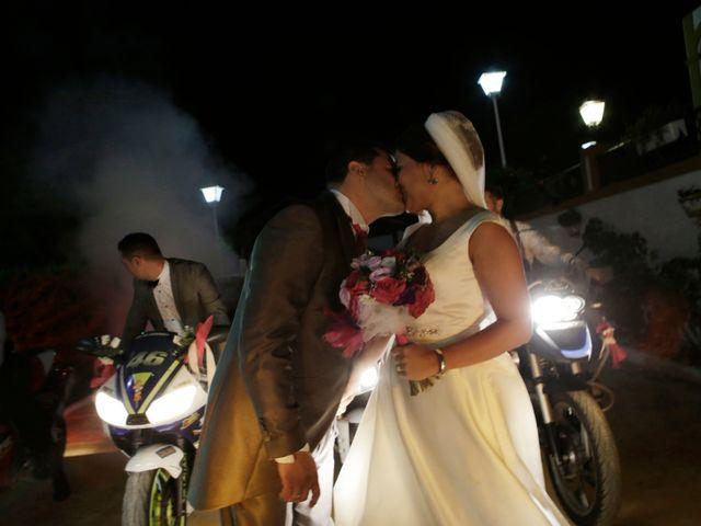 La boda de Paco y Carmen en Almaden De La Plata, Sevilla 25