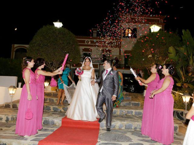 La boda de Paco y Carmen en Almaden De La Plata, Sevilla 26