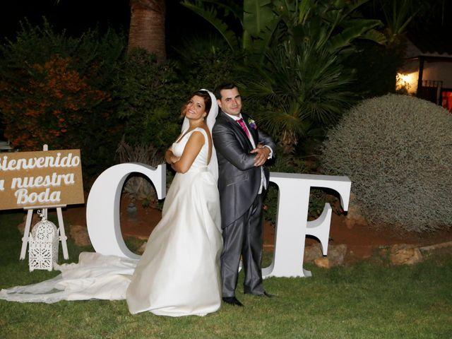 La boda de Paco y Carmen en Almaden De La Plata, Sevilla 27