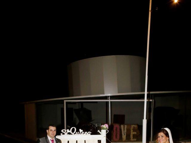 La boda de Paco y Carmen en Almaden De La Plata, Sevilla 28