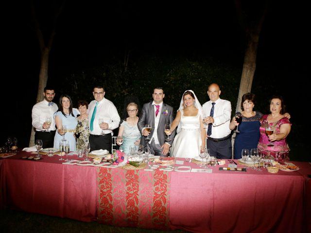 La boda de Paco y Carmen en Almaden De La Plata, Sevilla 31