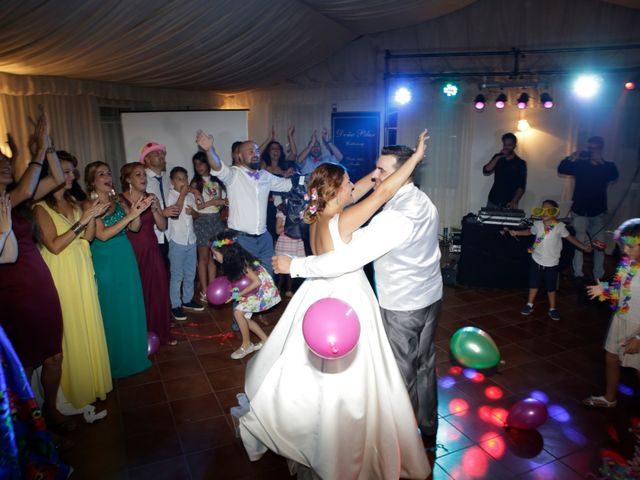 La boda de Paco y Carmen en Almaden De La Plata, Sevilla 35