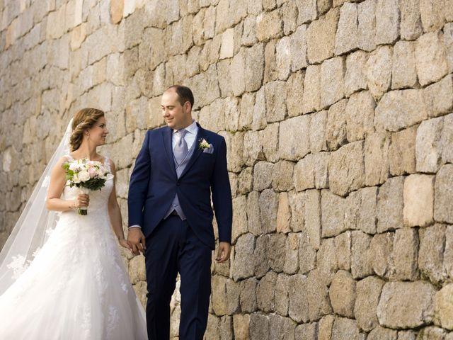 La boda de Ángel y Yolanda en Ávila, Ávila 20