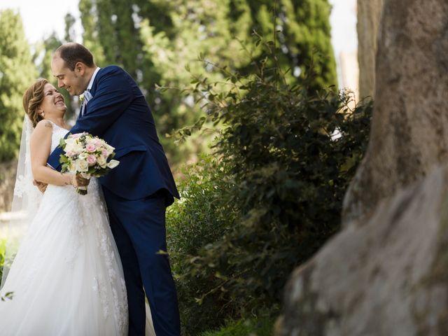 La boda de Ángel y Yolanda en Ávila, Ávila 21