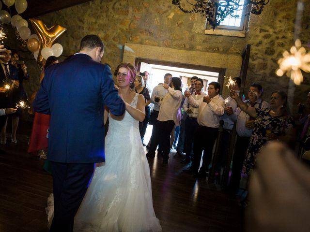 La boda de Ángel y Yolanda en Ávila, Ávila 28