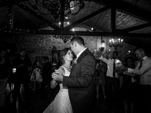 La boda de Ángel y Yolanda en Ávila, Ávila 29