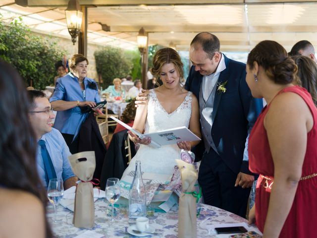 La boda de Ángel y Yolanda en Ávila, Ávila 31