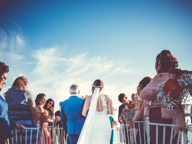 La boda de Ráuj y Ana Maria en El Puerto De Santa Maria, Cádiz 33